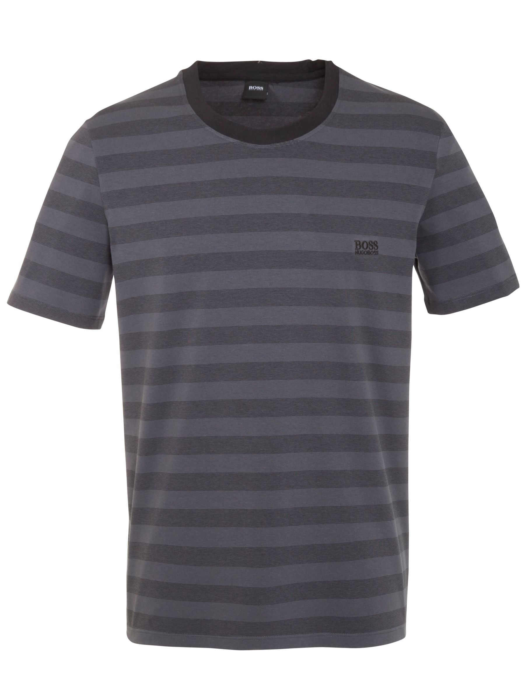Hugo Boss Inno Stripe Lounge T-Shirt