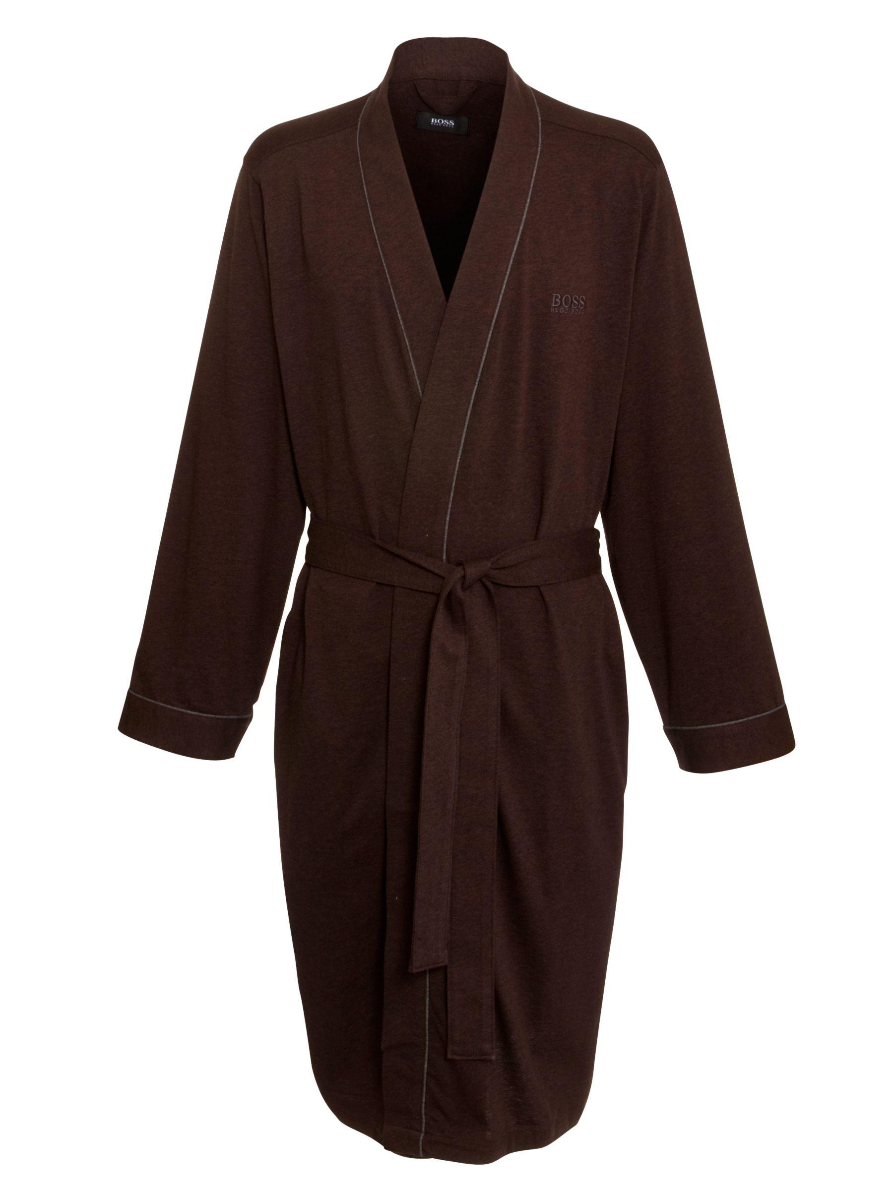 Hugo Boss Kimono Robe, Brown