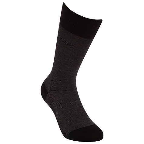 Buy Hugo Boss Mercerised Cotton Socks Online at johnlewis.com