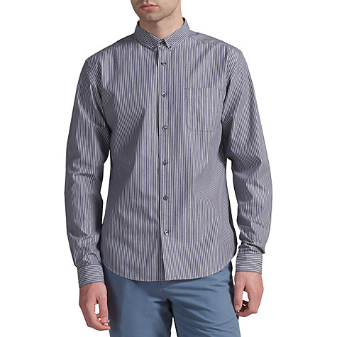 Buy Kin by John Lewis Long Sleeve Clean Stripe Shirt Online at johnlewis.com
