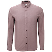 Buy Kin by John Lewis Grid Check Shirt, Red Online at johnlewis.com
