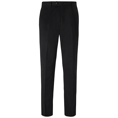 Buy John Lewis Wrinkle Free Flat Front Trousers Online at johnlewis.com