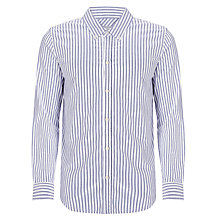 Buy John Lewis New Town Bengal Stripe Long Sleeve Shirt Online at johnlewis.com