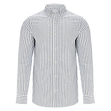 Buy John Lewis New Town Slim Stripe Long Sleeve Shirt Online at johnlewis.com
