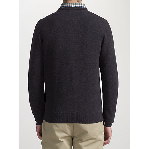 Buy John Lewis Made in Italy Cashmere Crew Neck Jumper Online at johnlewis.com