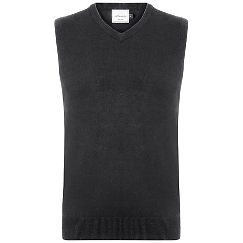 Buy John Lewis Cotton Rich Tank Top Online at johnlewis.com