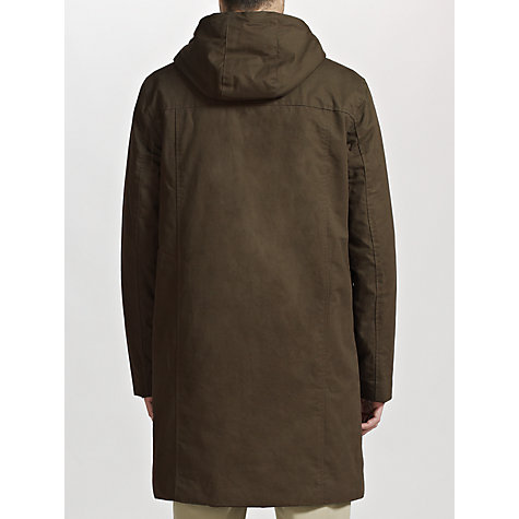 Buy Kin by John Lewis Long Hooded Car Coat Online at johnlewis.com