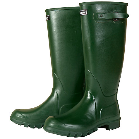 Buy Barbour Strap Wellington Boots Online at johnlewis.com