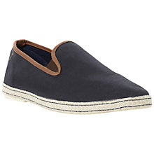Buy Dune Freedom Canvas Espadrilles Online at johnlewis.com