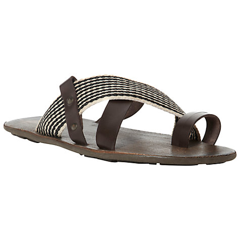 Buy Dune Itter 2 Cross Over Sandals Online at johnlewis.com