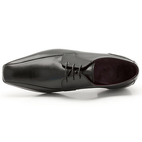 Buy Clarks Chilton Leather Derby Shoes Online at johnlewis.com