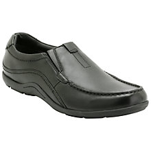 Buy Clarks Falsetto Fall Leather Slip On Shoes Online at johnlewis.com