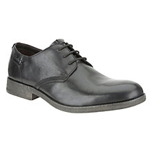 Buy Clarks Goby Walk Leather Derby Shoes Online at johnlewis.com