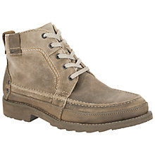 Buy Clarks Stewey Suede Lace Up Ankle Boots Online at johnlewis.com