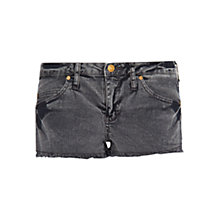 Buy Mango Acid Wash Shorts Online at johnlewis.com