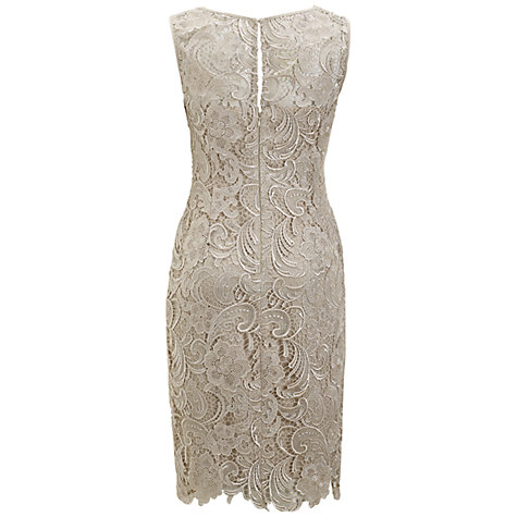 Buy Adrianna Papell Illusion Lace Dress Online at johnlewis.com