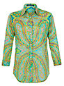 Lauren by Ralph Lauren Printed Shirt, Green Multi