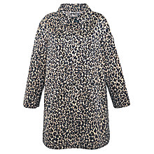 Buy Weekend by MaxMara Animal Printed Mac, Camel Online at johnlewis.com
