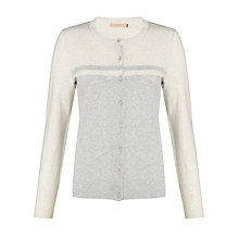 Buy John Lewis Colour Block Cardigan Online at johnlewis.com