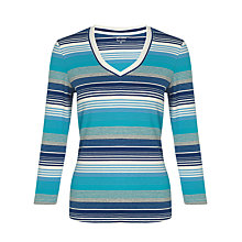 Buy John Lewis Rolling Stripe Top Online at johnlewis.com
