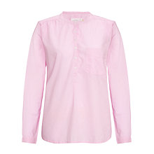 Buy Collection WEEKEND by John Lewis Smocked Shoulder Tunic Top Online at johnlewis.com