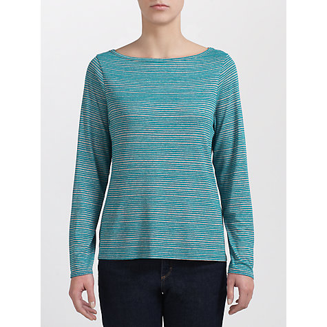 Buy John Lewis Water Stripe Top Online at johnlewis.com