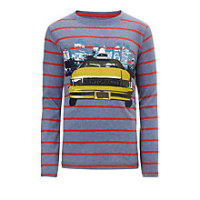Buy John Lewis Boy Taxi T-Shirt, Multi Online at johnlewis.com
