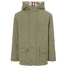 Buy John Lewis Boy Quilted Jacket Online at johnlewis.com