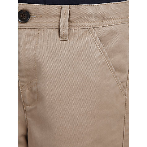 Buy John Lewis Boy Slim Fit Chinos, Beige Online at johnlewis.com