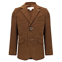Buy John Lewis Heirloom Collection Corduroy Blazer, Camel Online at johnlewis.com