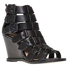 Buy KG by Kurt Geiger Mandy Sandals, Black Online at johnlewis.com