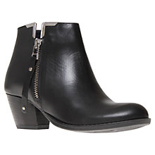 Buy Carvela Scampy Leather Boots Online at johnlewis.com