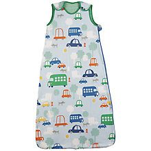 Buy John Lewis Baby Transport Sleeping Bag, 2.5 Tog, Multi Online at johnlewis.com