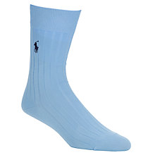 Buy Polo Ralph Lauren Egyptian Cotton Socks Online at johnlewis.com