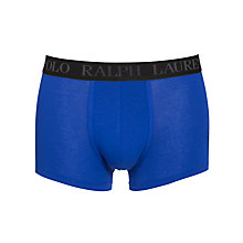 Buy Polo Ralph Lauren Block Colour Trunks Online at johnlewis.com