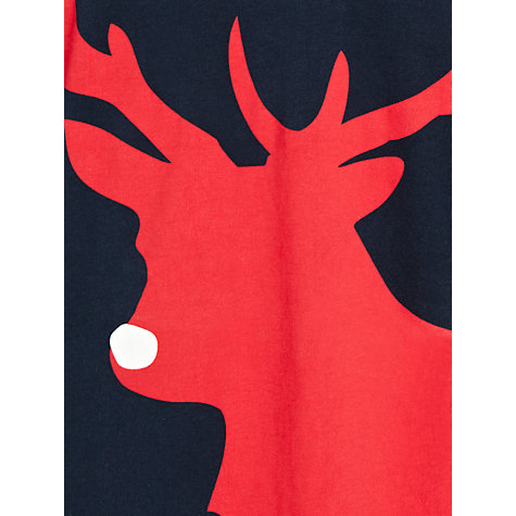 Buy John Lewis Novelty Reindeer T-Shirt Online at johnlewis.com
