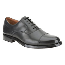 Buy Clarks Dorset Boss Leather Oxford Shoes Online at johnlewis.com