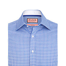 Buy Thomas Pink XL Sleeves Woodbrook Check Shirt Online at johnlewis.com