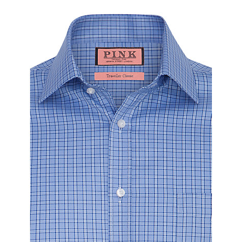 Buy Thomas Pink Stonehenge Check XL Sleeve Shirt Online at johnlewis.com