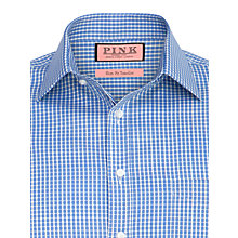 Buy Thomas Pink Vulliamy Check Long Sleeve Shirt Online at johnlewis.com