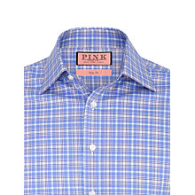 Buy Thomas Pink Owen Check Long Sleeve Shirt Online at johnlewis.com