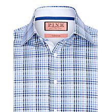 Buy Thomas Pink Bay Check Long Sleeve Shirt Online at johnlewis.com