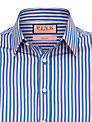 Thomas Pink Shute Stripe Long Sleeve Shirt