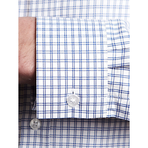 Buy Thomas Pink Hieram Long Sleeve Check Shirt Online at johnlewis.com