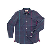 Buy Thomas Pink Viner Check Long Sleeve Shirt Online at johnlewis.com