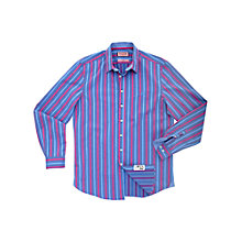 Buy Thomas Pink Keightley Stripe Long Sleeve Shirt Online at johnlewis.com