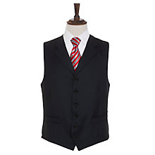 Buy Chester Barrie Savile Row Hopsack Suit Waistcoat Regular Fit Online at johnlewis.com