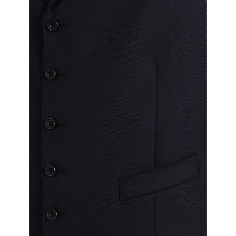 Buy Chester Barrie Savile Row Hopsack Suit Waistcoat Online at johnlewis.com