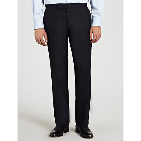 Buy Chester Barrie Savile Row Hopsack Suit Trousers Online at johnlewis.com