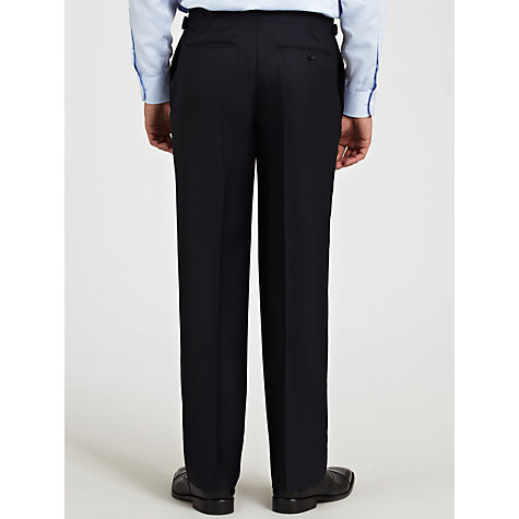 Buy Chester Barrie Savile Row Hopsack Suit Trousers Regular Fit Online at johnlewis.com